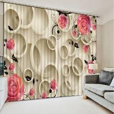 online get cheap 3d kitchen window curtains aliexpress com