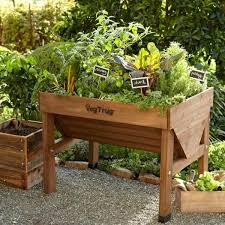 planters glamorous elevated planter box cedar planters how to