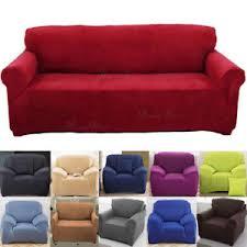 revetement canapé housse canapé fauteuil coussin revêtement couvre tissu élastique 1 4