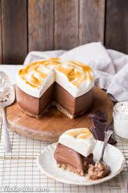 keto cheesecake fluff no bake s u0027mores cheesecake gluten free dairy free paleo