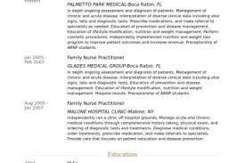 Family Nurse Practitioner Resume Examples by Cv Nurse Practitioner Resume Examples Family Nurse Practitioner
