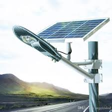 all in one solar street light online cheap outdoor ip65 integrated all in one solar led street