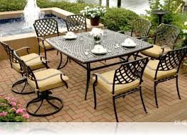 Home Depot Patio Furniture Dining Sets - patio sears patio dining sets home interior design