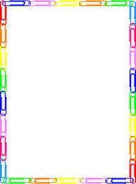 borders crayon border free page borders spyfind