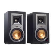 minimalist speakers klipsch r 15pm reference powered bluetooth enabled bookshelf