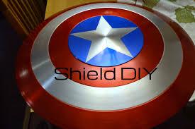 authentic captain america shield 2 0 diy tutorial