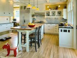 kitchen island instead of table top kitchen table along island