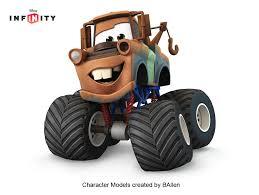 lexus monster truck artstation mater monster truck disney infinity by ballen b