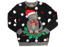 ugly christmas sweaters for babies popsugar moms