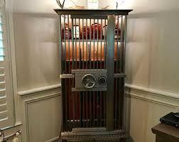 Pine Gun Cabinet Gun Cabinet Etsy