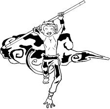 monkey king tattoo by loneshadow wolf on deviantart