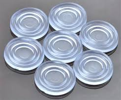 glass table top bumpers silicone pads for glass table tops soft rubber pad for glass table