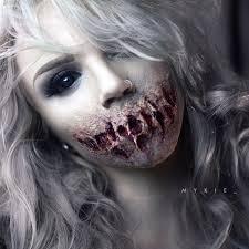 instagram insta glam halloween makeup halloween makeup best 25 gory halloween makeup ideas on pinterest special