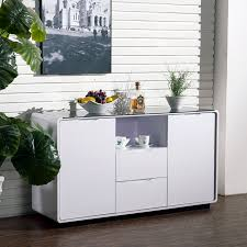 White Gloss Sideboard Cheap Sideboards Stunning Buffet With Glass Door Hutch Hutch With Doors