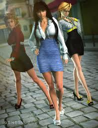 mad men dress mad men dress textures 3d models and 3d software by daz 3d