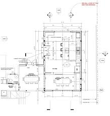 read the plan how to read sections mangan group architects residential and