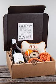 wine sler gift set onehope pinot for paws woof gift set california pinot noir 750
