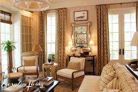 two living rooms side by side living room decoration 2016 southern living idea house part two two living rooms side