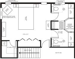 master bed and bath floor plans master bedroom floor plans with bathroom viewzzee info