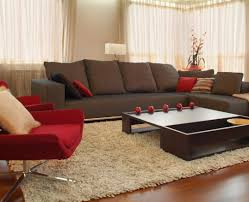Black And Red Shaggy Rugs Rugs Modern Furniture Red Rug Stunning Cool Bedroom Color Ideas
