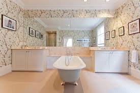 Decorating With Wallpaper by Epic Wallpaper In Bathrooms On Inspirational Home Decorating With