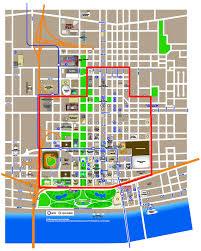 St Louis Mo Map St Louis Mo Tourist Map St Louis Mo U2022 Mappery