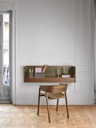 Schreibtisch F Zuhause Ein Design Schreibtisch Für Die Schwebende Wandmontage Aus Der