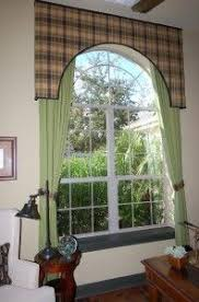 Arch Window Curtain How To Dress A Arched Window View Topic How Do You Blind Cover