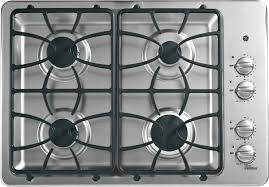 30 Stainless Steel Gas Cooktop Ge Gas Cooktops