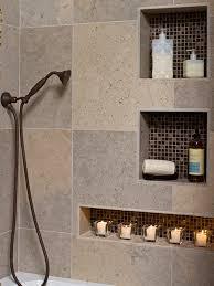 bathroom tile shower niche ideas shower niche home depot