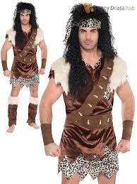 Caveman Halloween Costumes Adults Neanderthal Costume Mens Caveman Fancy Dress Medieval Cave