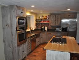 Reclaimed Barn Wood Kitchen Cabinets Coffee Table Custom Rustic Kitchen Cabinets Barn Wood Style