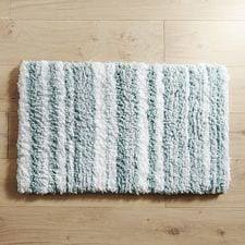 Striped Bathroom Rugs Bath Mats Rugs Pier 1 Imports