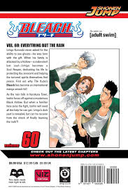 Bleach Spirits From Within Now Bleach Vol 60 Book By Tite Kubo Official Publisher Page