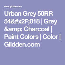 urban grey 50rr 54 018 grey u0026 charcoal paint colors color