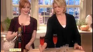 Halloween Cocktails And Drink Recipes Martha Stewart Video Halloween Cocktails With Christina Hendricks Martha Stewart