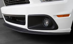2013 ford mustang gt parts 2013 2014 ford mustang roush front chin splitter kit