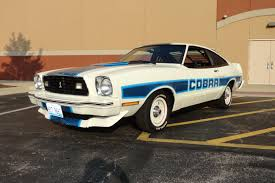 1978 ford mustang ii king cobra for sale 1978 ford mustang cobra ii on my car with lou costabile