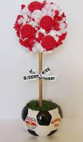 soccer topiary baby shower sport topiary future soccer fan