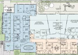 Health Center Floor Plan Health And Wellness Center Old U2013 Lotus Endowment