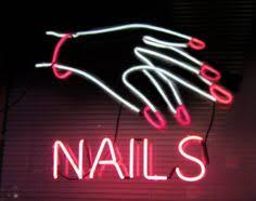 best nails neon sign photos 2017 u2013 blue maize