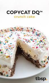 dq ice cream cake recipe dairy queen cream cake and copycat