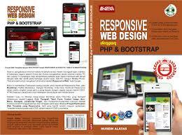 membuat website bootstrap web design dengan php dan bootstrap