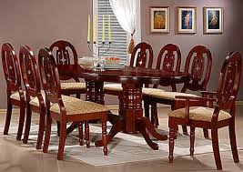 table surprising 10 seater round dining table and chairs