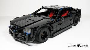 lego lamborghini huracan lego technic black devil youtube