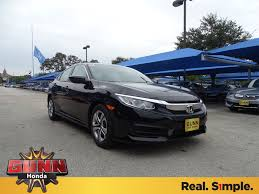 2017 honda civic sedan honda civic in san antonio tx gunn honda
