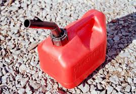 what it takes to drain your fuel tank cleanly and safely