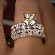nyc wedding band new york wedding ring best 25 stacked wedding rings ideas on