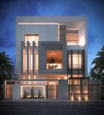 Modern Villa Exterior Design By IONS DESIGN Architecture - Exterior modern home design