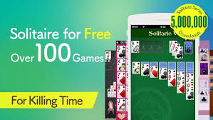 solitaire victory 100 games android apps on google play